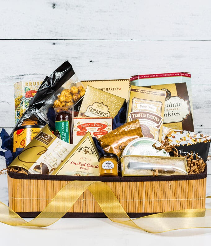 Grand Luxury Sympathy Basket