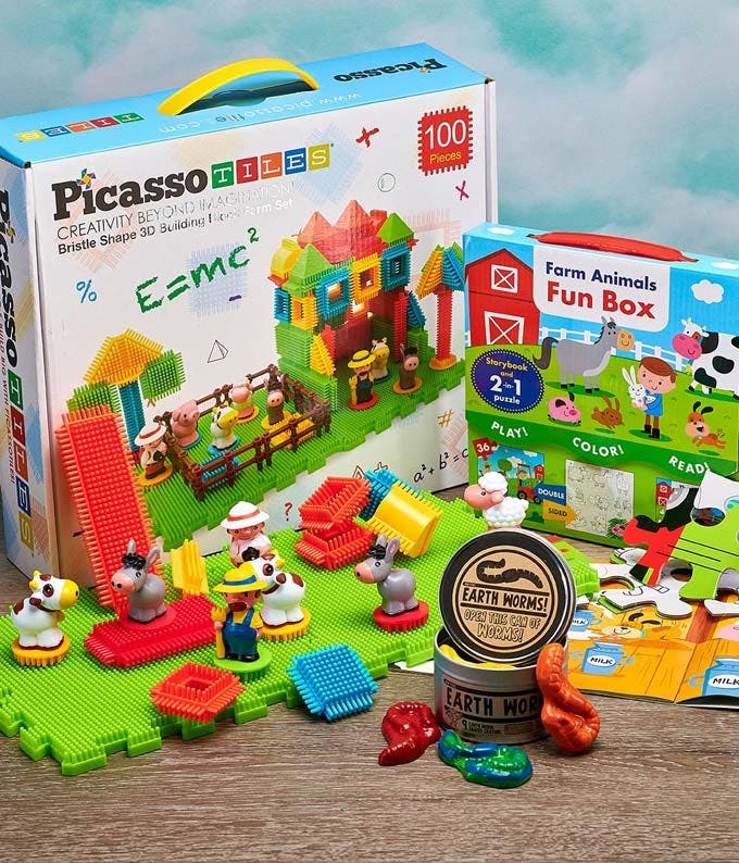 Animal Lovers Play Set