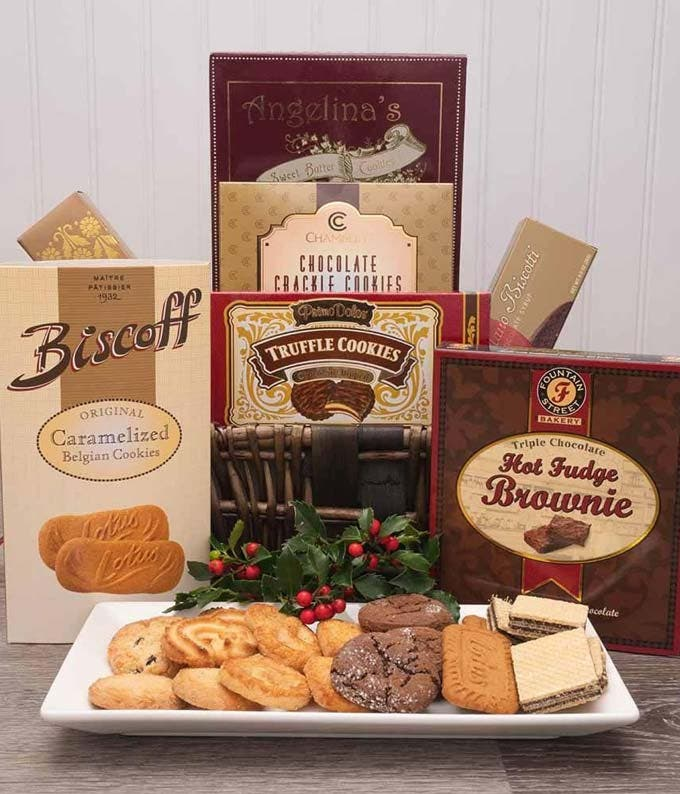 Grandma's Favorite Treats Basket