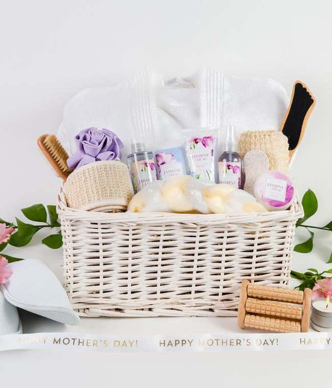Lilac & Jasmine Opulence Spa Gift for Mom