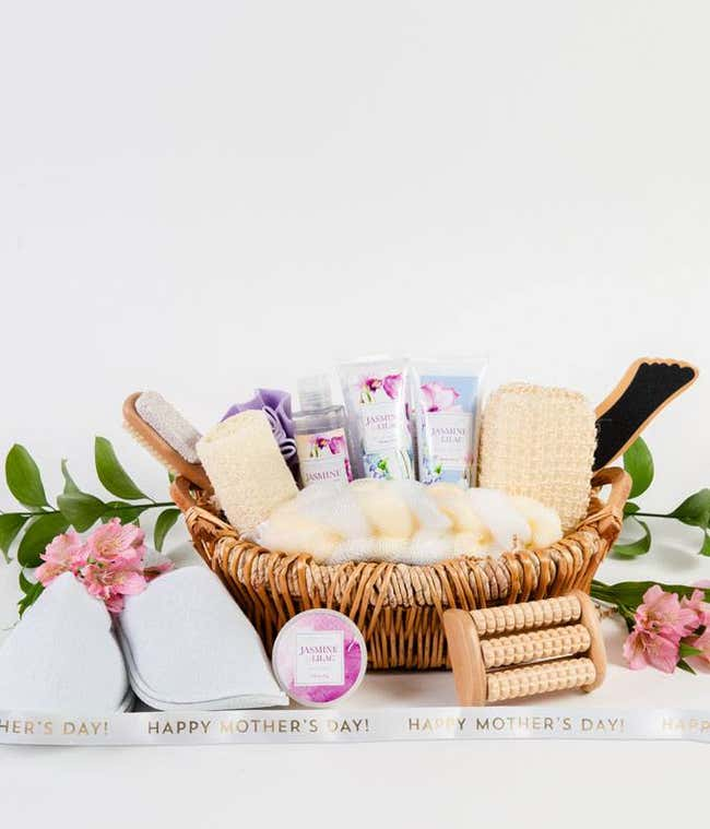 Peace & Tranquility Mother's Day Spa Gift Set