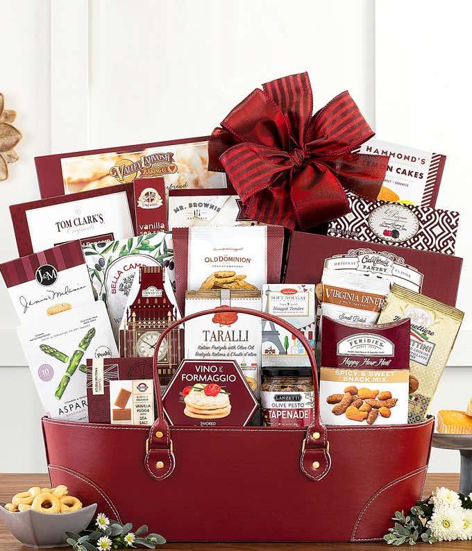 Paris Sophisticate Gift Basket