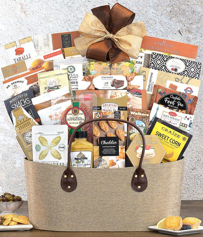 Everything and More Gourmet Basket