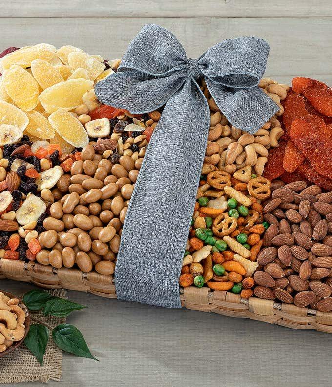 International Fruit and Nut Tray