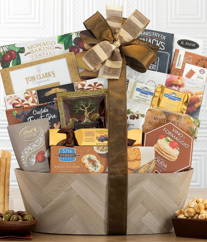 Cherished Memories Gift Basket