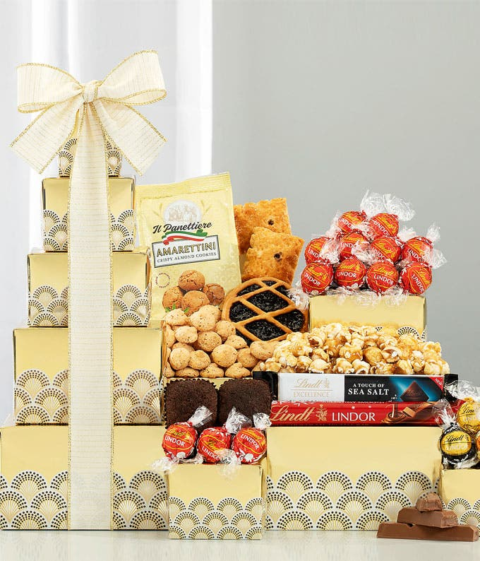 Be My Valentine Gift Tower