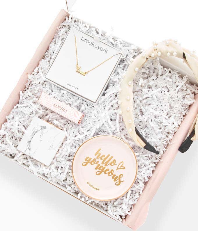 XOXO Valentine's Day Jewelry Gift Set
