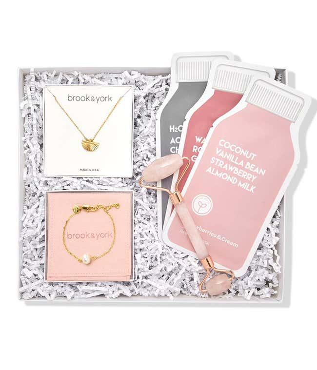 Self Care Spa Jewelry Gift Set