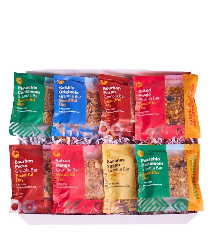 Healthy Granola Snack Box