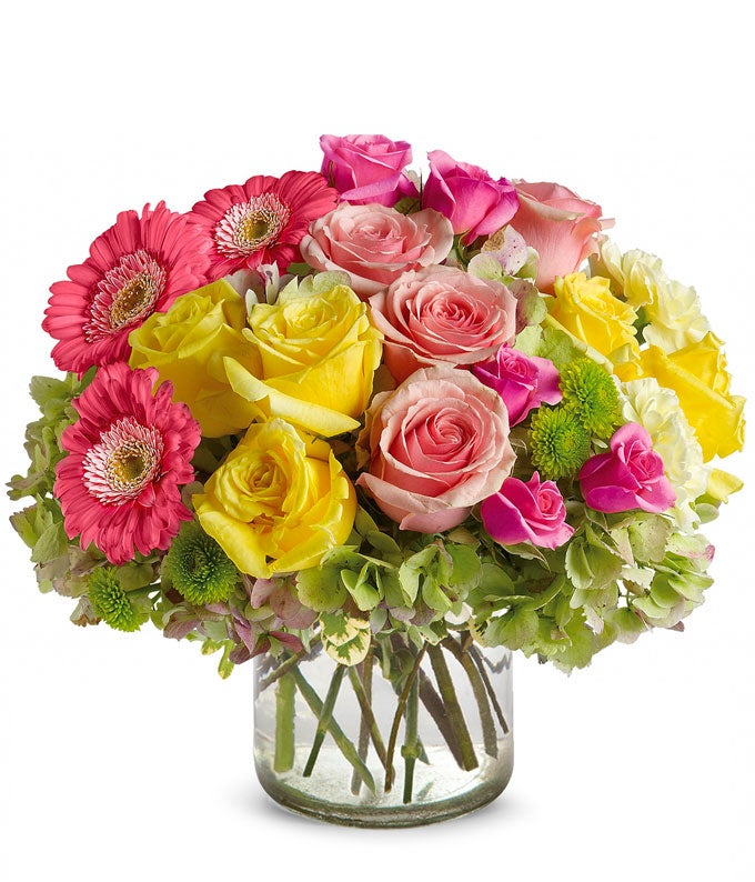 Fashionista Blooms: Stylish Mother's Day and Birthday Flowers-FromYouFlowers.com