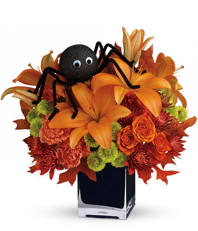 Halloween Gift Basket Ideas For Adults.Halloween Gift Baskets Fromyouflowers