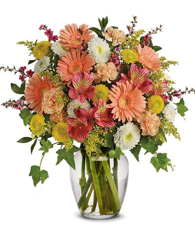 Sunny Pastel Bouquet
