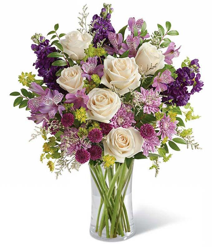 Lush Lavender...