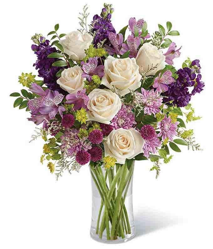 Lush Lavender Bouquet