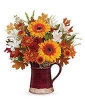 Nostalgic for Fall Bouquet