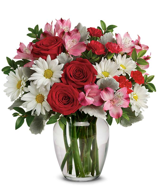 True Love's Kiss Bouquet