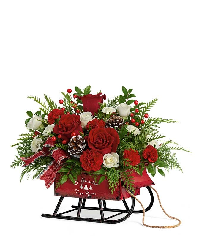 Thank You Santa Bouquet