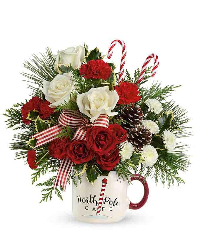 North Pole Cafe Bouquet