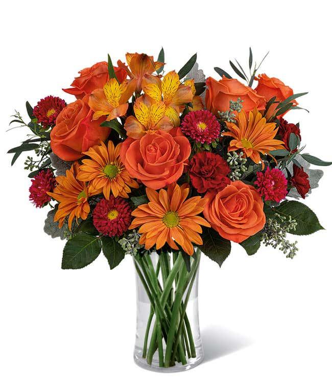 Crisp Autumn Days Bouquet