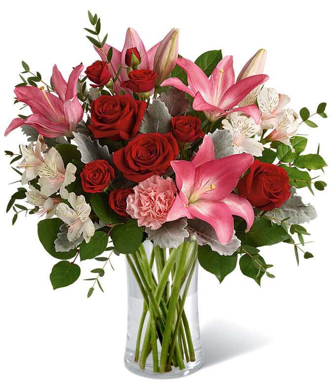 A Piece of My Heart Bouquet