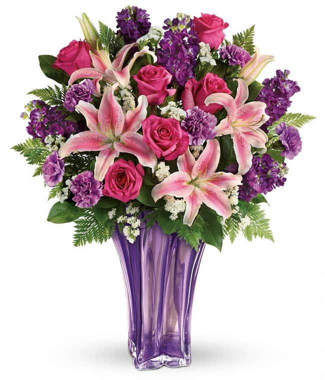 Luxury Lavender Bouquet
