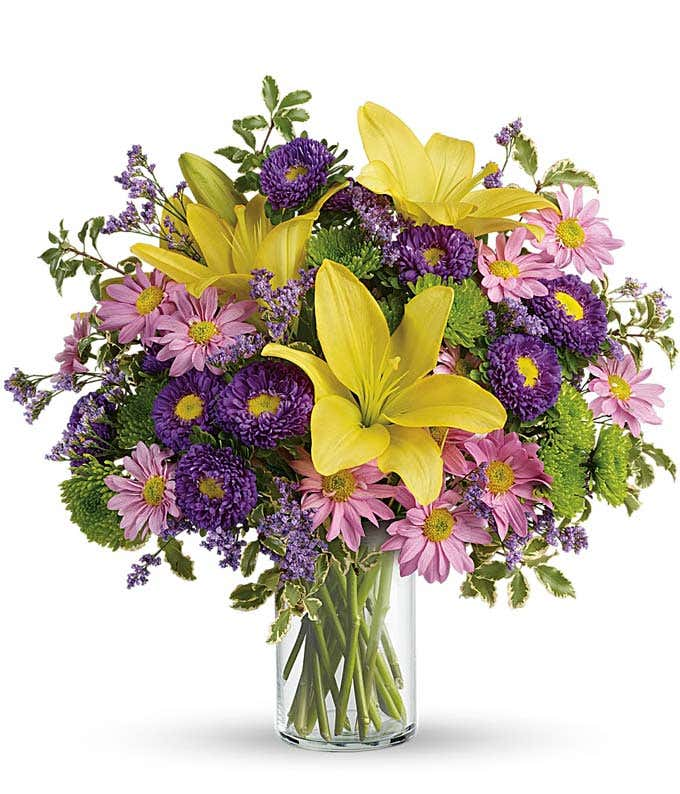 Spring Spectacular Bouquet