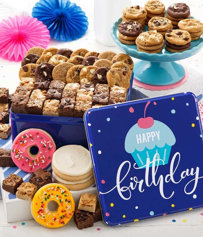 Ultimate Birthday Bites Gift Box
