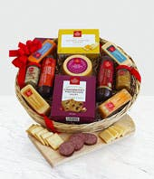 Luxury Savory Snacks Basket