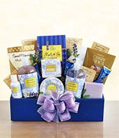 Pamper The Blues Away Basket