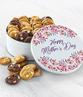 Mrs. Field's Mother's Day Cookie Tin