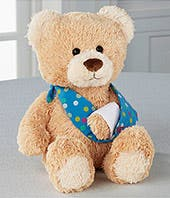 I'm By Your Side Plush Teddy Bear