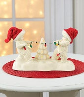 Snowbabies Tug-o-Lights