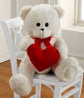 All My Love Valentine's Day Plush Bear