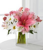 Mother's Day Pink Bouquet - Free Vase