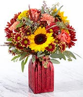 The Fall Equinox Bouquet
