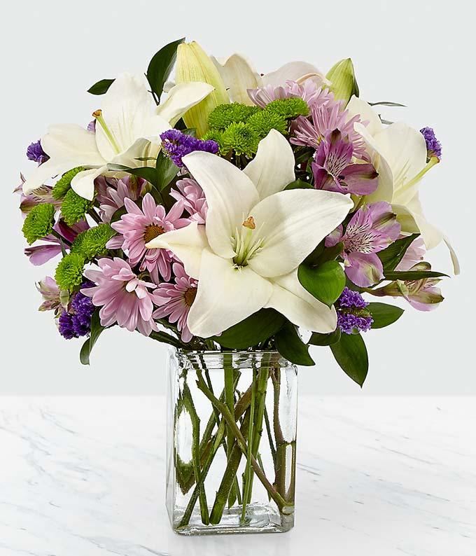 Lavender Lush Bouquet