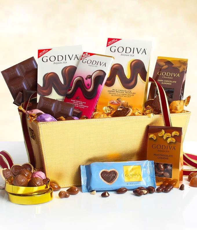 Godiva� Milk Chocolate Expressions