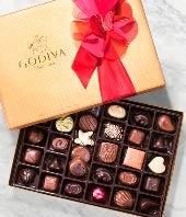 Godiva� Valentine's Day Chocolate Truffles