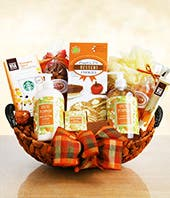Pumpkin Spice & All Things Nice Basket