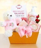 Beary Rosewater Jasmine Spa Set