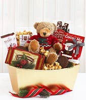Christmas Eve Treat Basket