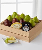 The Perfect Pear Gift Basket - Better