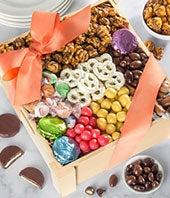 Sweets Gourmet Gift Basket - Premium