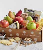 Fresh Fruit & Snack Box
