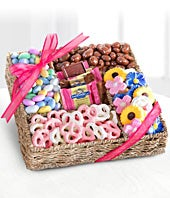 Mother's Day Chocolate Treat Basket