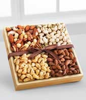 Tray of Assorted Kosher Nuts
