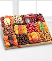 The Best Holiday Dried Fruit, Nuts & Sweets Tray