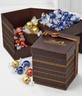Lindt Fall Gourmet Selections Gift Box - Best