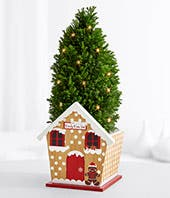 Sweet Shelter Christmas Tree