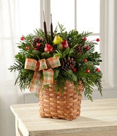 The FTD� Autumn Basket by Better Homes and Gardens�